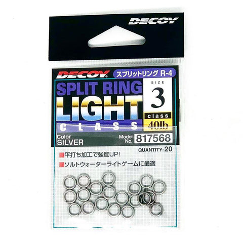 Decoy Y-F33F Treble Extra Fine Wire Ultra Sharp Piont