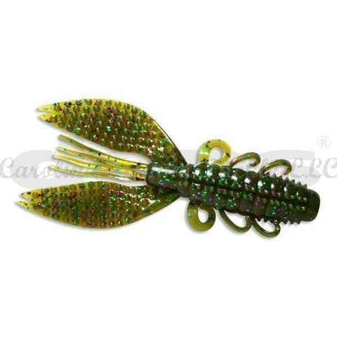 "Deps Spiny Craw 4"" Creature Bait 8pk - Carolina Fishing Tackle LLC"