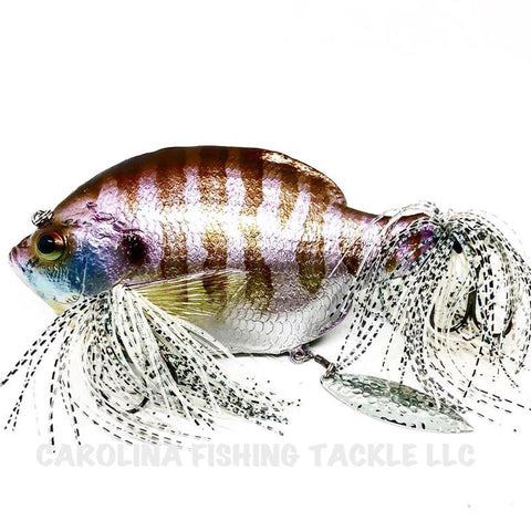 TH Tackle Zoe Magnum Spec 2 Straight Swim - Carolina Fishing Tackle LLC
