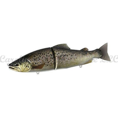 DUO Realis Onimasu 188F Swimbait Floating-Jointed Swimbaits-Duo Realis-Brown Trout ND-Carolina Fishing Tackle LLC