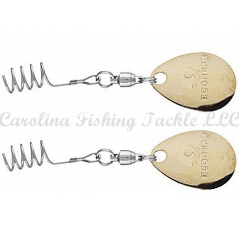Ecogear Blade Spin (Colorado) 2pk - Carolina Fishing Tackle LLC