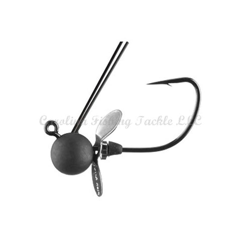 Fish Arrow Whicky Head Guard-Wacky Jig Head-Fish Arrow-1/20 oz - 3 pcs-Carolina Fishing Tackle LLC