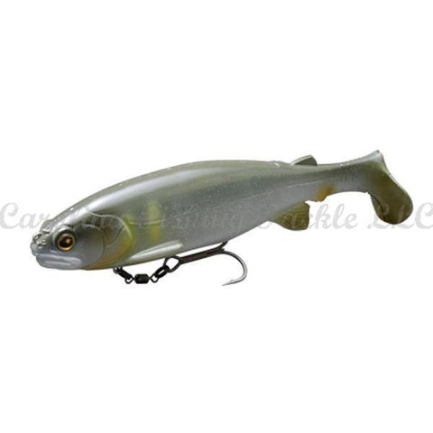 Flash Union Union Swimmer 155-Paddle Tail Swimbait-Flash Union-#003P Flash Ghost Ayu-Carolina Fishing Tackle LLC