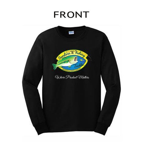 Carolina Fishing Tackle Original Color Logo/Long Sleeve - Carolina Fishing Tackle LLC