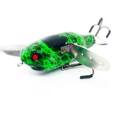 M.L.W Monka FP Crawler (Black & Green Splatter)