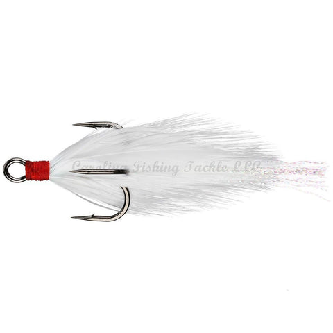 Gamakatsu Feathered Treble Hook 2pk - Carolina Fishing Tackle LLC
