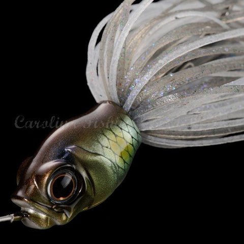 Gan Craft Killer Bait Spinnerbait-Spinnerbait-Gan Craft-#01 Jya-Ayu-3/8 oz-Carolina Fishing Tackle LLC