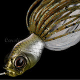 Gan Craft Killer Bait Spinnerbait-Spinnerbait-Gan Craft-#03 Wakasagi-3/8 oz-Carolina Fishing Tackle LLC