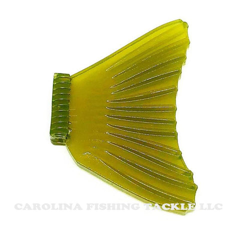 Evergreen Combat Lures JDM BreamSlide Replacement Tails - Carolina Fishing Tackle LLC