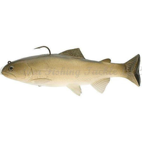 "Huddleston 8"" Trout (Top-Hook) Swimbait - Carolina Fishing Tackle LLC"