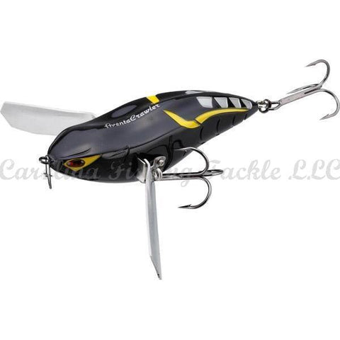 Imakatsu Aventa Crawler-Specialty Topwater-Imakatsu-#32 Black Devil-Carolina Fishing Tackle LLC