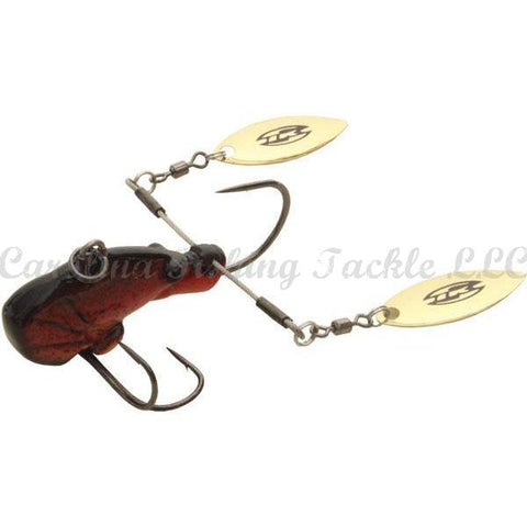 Imakatsu Metal Craw Spin-Specialty Jig-Imakatsu-#MC-001 American Crayfish-3/8 oz-10g-Carolina Fishing Tackle LLC