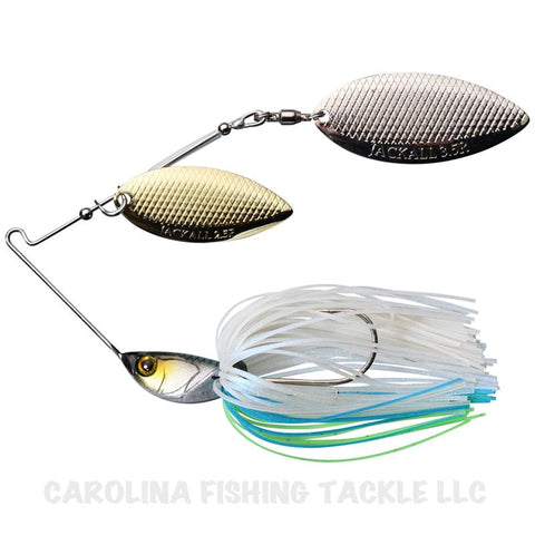 Jackall DoooN Spinnerbaits (Double Willow Blades) - Carolina Fishing Tackle LLC