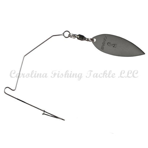Kahara KJ Jig Spinner #2 (Willow) 1pk - Carolina Fishing Tackle LLC