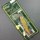 Megabass Giant DOG-X-Walking Bait-Megabass-Moss-La OB-Carolina Fishing Tackle LLC
