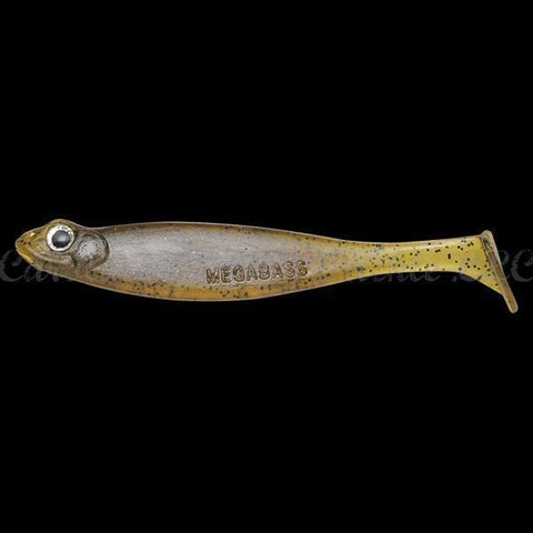 "Megabass Hazedong Shad 3"" Swimbait 8pk - Carolina Fishing Tackle LLC"