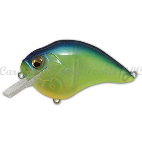 Megabass S-Cranks (Silent) Crankbait-Shallow Runner-Megabass-Biwako Seethrough Chartreuse-1.2-Carolina Fishing Tackle LLC