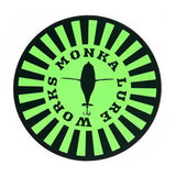 Monka Lure Works Decals - Carolina Fishing Tackle LLC