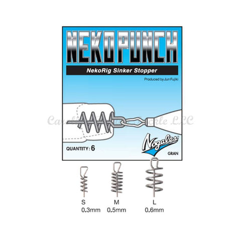 Nogales Gran Neko Punch 6pk - Carolina Fishing Tackle LLC