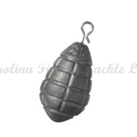 Nogales Gran TG Grenade Quick Change Weight - Carolina Fishing Tackle LLC