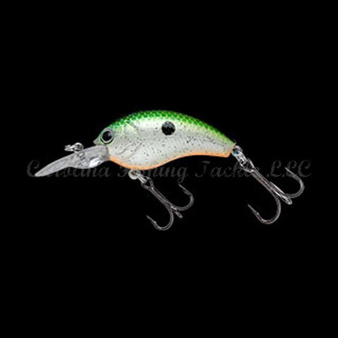 Nories TG Worming Crank Shot Crankbait-Mid Runner-Nories-#274 US Green Shad-Carolina Fishing Tackle LLC