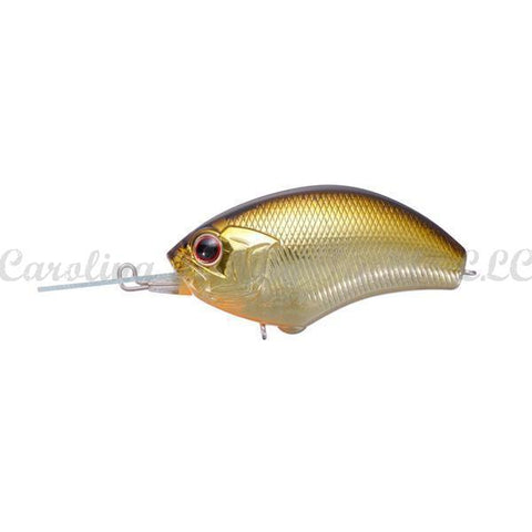 OSP Blitz MR Crankbait-Mid Runner-O.S.P Lures-#HH-53 Half Mirror Gold-Carolina Fishing Tackle LLC