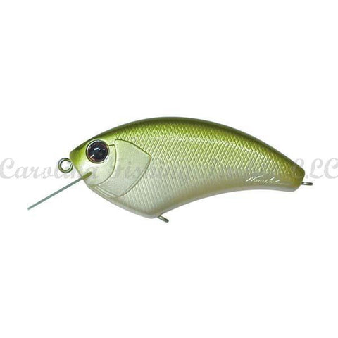 O.S.P HPF Flatside Spec2 Crankbait-Shallow Runner-O.S.P Lures-#G-01 Ghost Minnow-Carolina Fishing Tackle LLC