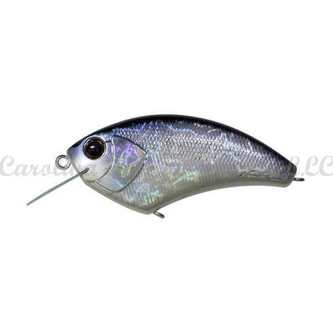 O.S.P HPF Flatside Spec2 Crankbait-Shallow Runner-O.S.P Lures-#H-09 Crystal Blue Shiner-Carolina Fishing Tackle LLC