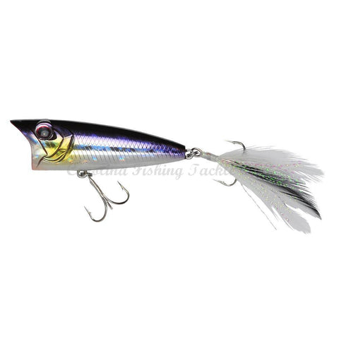 O.S.P Louder 60 Popper-Popper-O.S.P Lures-#H-09 Ice Shad-Carolina Fishing Tackle LLC