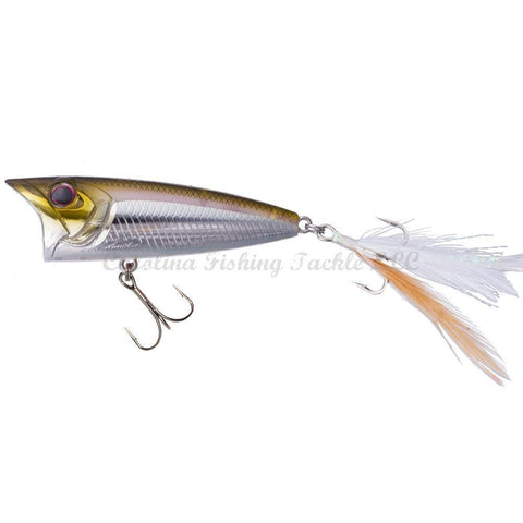 O.S.P Louder 70 Popper-Popper-O.S.P Lures-#HF-76 HF Wakasagi-Carolina Fishing Tackle LLC