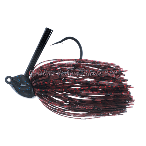 Owner Akuro Compact Structure Jigs-Casting Jig-Owner-#01 Red Craw-1/4 oz #3/0-Carolina Fishing Tackle LLC