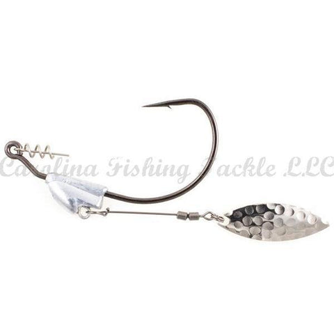 Owner Flashy Swimmer 2pk - Carolina Fishing Tackle LLC