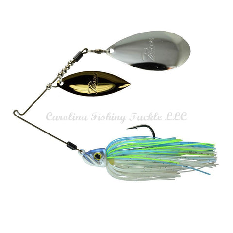 Picasso Inviz-Wire Pro (Willow Indiana) Spinnerbait-Spinnerbait-Picasso Lures-Big Sexy-3/8 oz-Carolina Fishing Tackle LLC