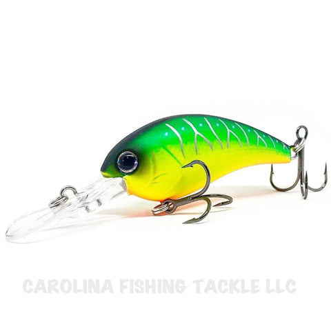 Nories Worming Crank Shot Full Size Crankbait - Carolina Fishing Tackle LLC