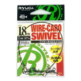 RYUGI Wire Caro Swivel 2pk