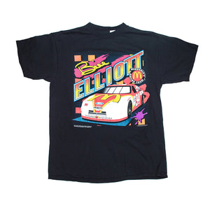 1996 Bill Elliot McDonald's Racing Team T-shirt