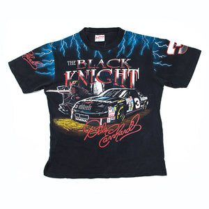 "90s Dale Earnhardt ""The Black Knight"" T-Shirt"
