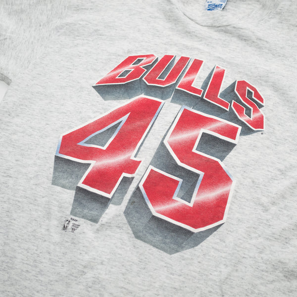 Youth 90s Salem Sportswear Chicago Bulls #45 T-Shirt