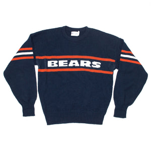 80s Cliff Engle Chicago Bears sweater