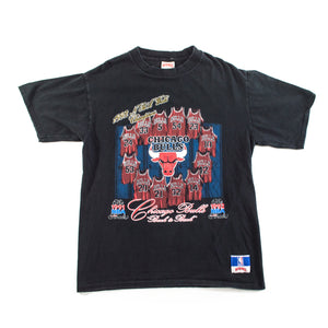 "1992 Chicago Bulls ""Back to Back"" Nutmeg T-shirt"