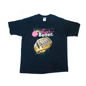 "1996 Chicago Bulls ""Best Just Got Better"" Pro Line t-shirt"