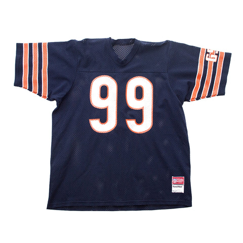 MacGregor Chicago Bears Dan Hampton Sand-Knit Football Jersey