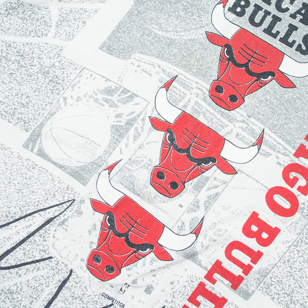 "Chicago Bulls ""Static"" Competitor T-shirt"