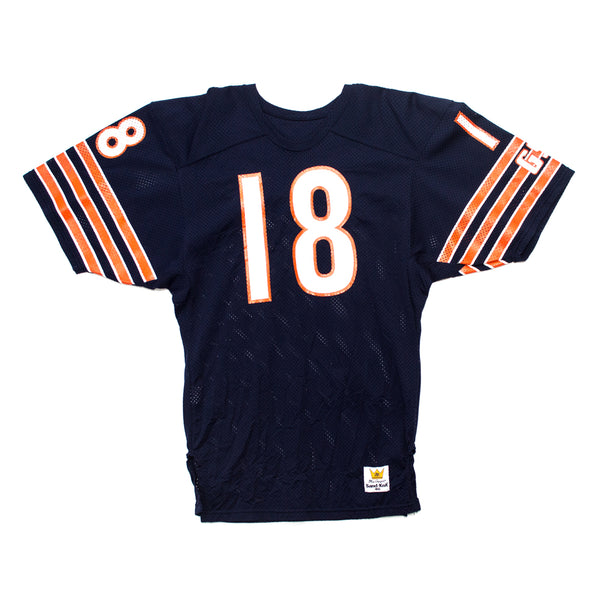 1988 Chicago Bears Mike Tomczak MacGregor SandKnit Authentic Jersey