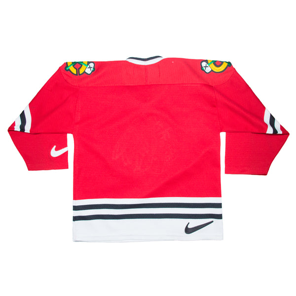 Nike Youth Chicago Blackhawks Home Jersey