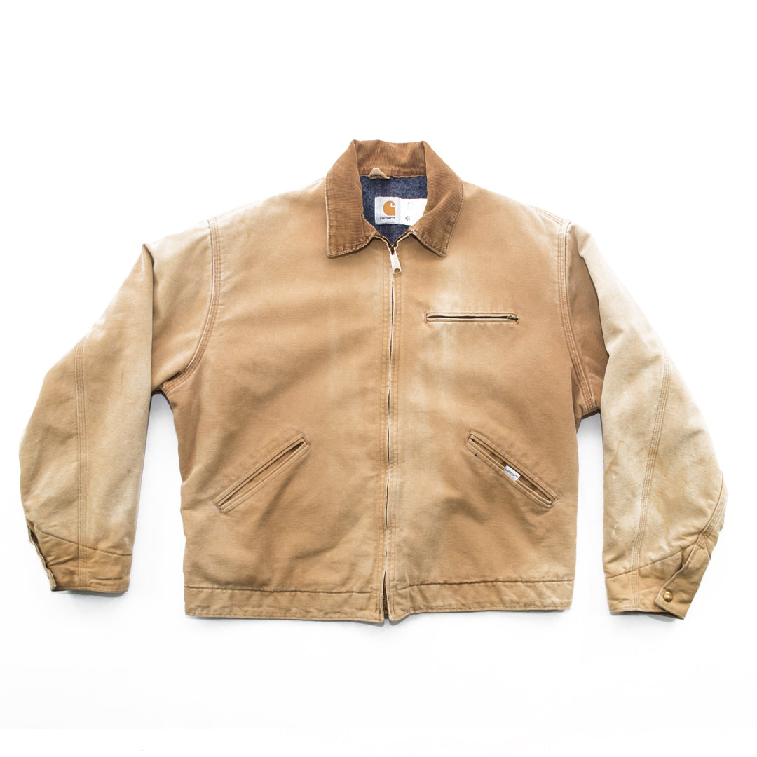 80s Carhartt Duck Detroit Work Jacket