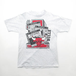 1993 Chicago Bulls Chicago Tribune #1 T-shirt