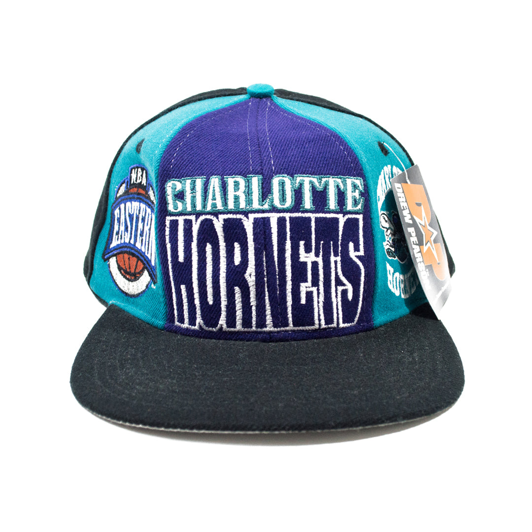 90s Charlotte Hornets NBA Conference Snapback