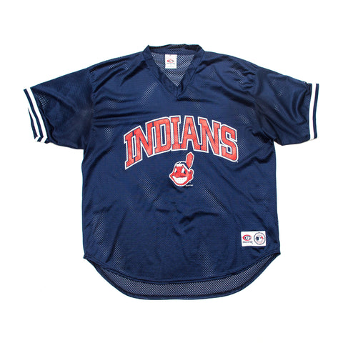 2000 Cleveland Indians Mesh Jersey