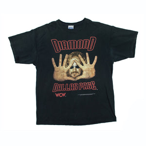 "1998 Diamond Dallas Page ""DDP"" WCW T-Shirt"
